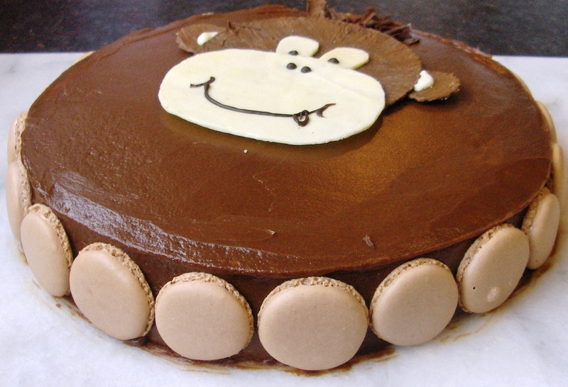 Cake Images Satish : Chocolate Sponge with Vanilla Cream filling and Milk ...